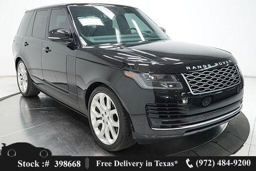 2018_Land Rover_Range Rover_3.0L V6 SC HSE NAV,CAM,PANO,4-CLMT STS,HEADS UP_ Plano TX