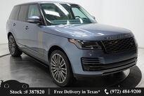 Land Rover Range Rover 3.0L V6 SC HSE NAV,CAM,PANO,BLIND SPOT,22IN WLS 2018
