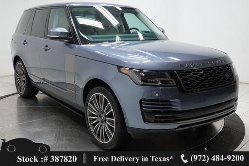 2018_Land Rover_Range Rover_3.0L V6 SC HSE NAV,CAM,PANO,BLIND SPOT,22IN WLS_ Plano TX