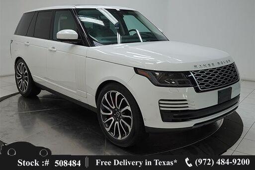 2018_Land Rover_Range Rover_3.0L V6 SC HSE NAV,CAM,PANO,CLMT STS,HEADS UP_ Plano TX