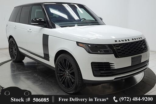 2018_Land Rover_Range Rover_3.0L V6 SC NAV,CAM,PANO,BLIND SPOT,22IN WHLS_ Plano TX