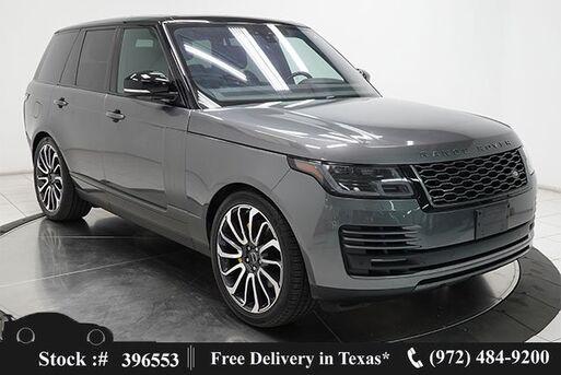 2018_Land Rover_Range Rover_3.0L V6 SC NAV,CAM,PANO,HTD STS,BLIND SPOT,22IN WL_ Plano TX