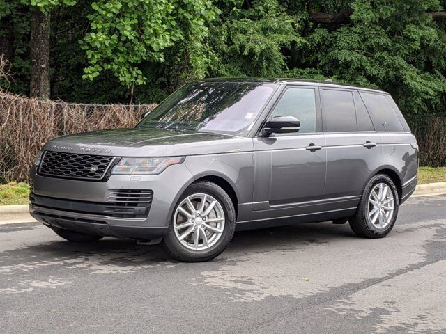 2018 Land Rover Range Rover 3.0L V6 Supercharged Cary NC