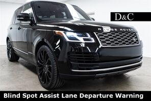 2018_Land Rover_Range Rover_3.0L V6 Supercharged HSE Blind Spot Assist_ Portland OR