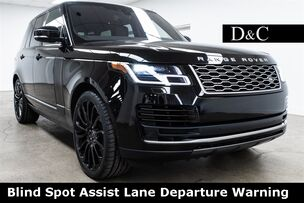 2018 Land Rover Range Rover 3.0L V6 Supercharged HSE Blind Spot Assist