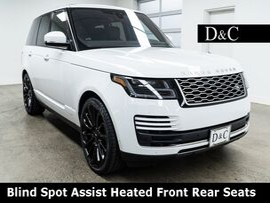 2018 Land Rover Range Rover 3.0L V6 Supercharged HSE Blind Spot Assist