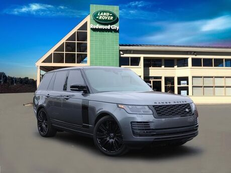 2018 Land Rover Range Rover 3.0L V6 Supercharged HSE Redwood City CA