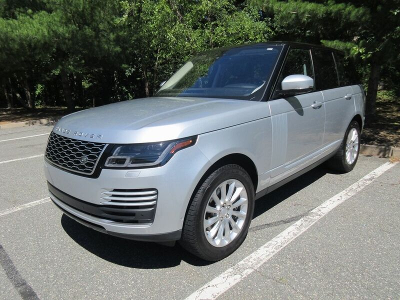2018_Land Rover_Range Rover_3.0L V6 Supercharged HSE_ Warwick RI