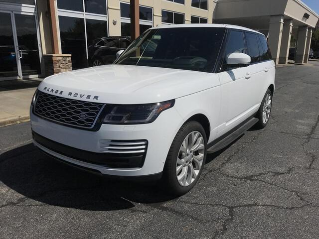 2018 Land Rover Range Rover 3.0L V6 Supercharged HSE Warwick RI
