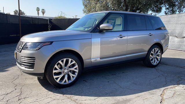 2018 Land Rover Range Rover 4DR SUV V8 SC LWB Pasadena CA