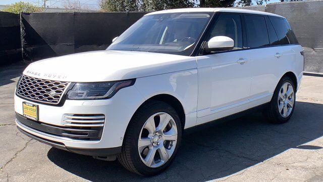 2018 Land Rover Range Rover 4DR SUV V8 SC SWB Pasadena CA