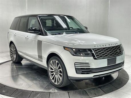 2018_Land Rover_Range Rover_5.0L V8 SC NAV,CAM,PANO,CLMT STS,HEADS UP,DVD_ Plano TX