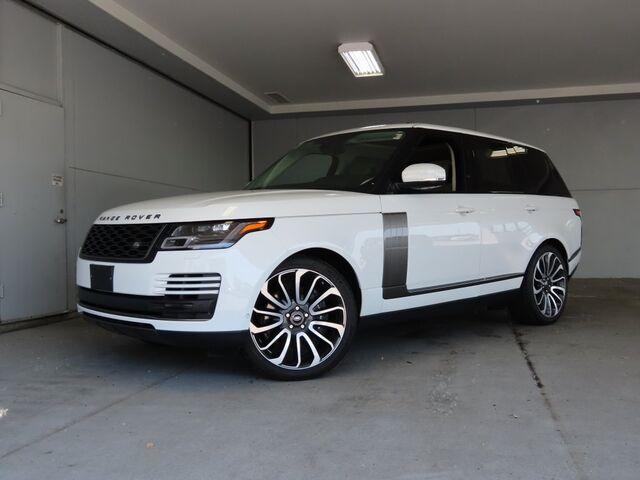 2018 Land Rover Range Rover 5.0L V8 Supercharged Mission  KS