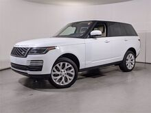 2018_Land Rover_Range Rover_5.0L V8 Supercharged_ Cary NC