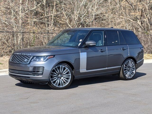 2018 Land Rover Range Rover 5.0L V8 Supercharged Raleigh NC