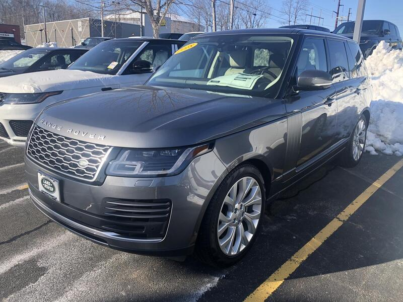 2018_Land Rover_Range Rover_5.0L V8 Supercharged_ Warwick RI