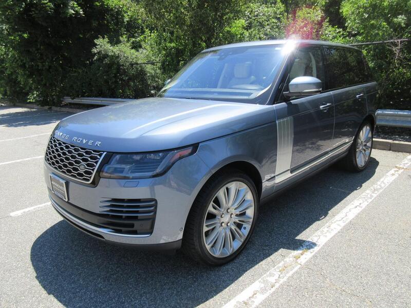 2018_Land Rover_Range Rover_5.0L V8 Supercharged_ Warwick RI