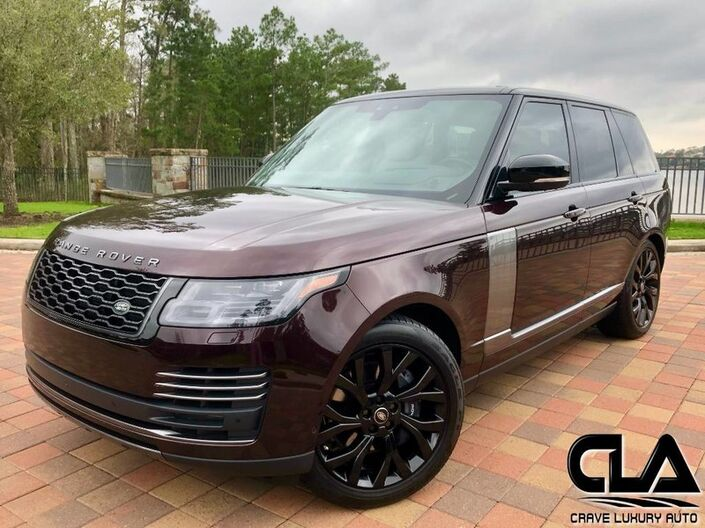 2018 Land Rover Range Rover Autobiography The Woodlands TX