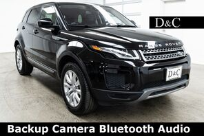 2018_Land Rover_Range Rover Evoque_Backup Camera Bluetooth Audio_ Portland OR