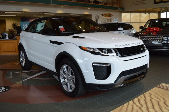 2018 land rover range rover evoque convertible hse dynamic 237hp rocklin ca 22096834. Black Bedroom Furniture Sets. Home Design Ideas