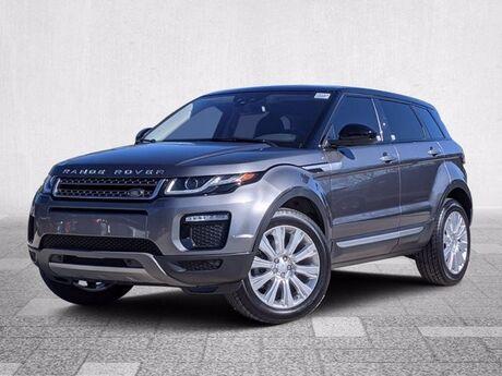 2018 Land Rover Range Rover Evoque HSE San Antonio TX