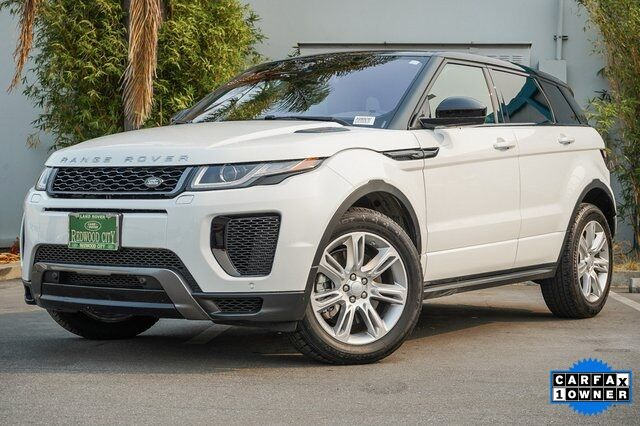 2018 Land Rover Range Rover Evoque HSE Dynamic Redwood City CA