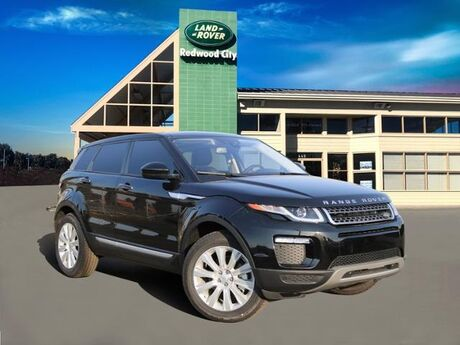 2018 Land Rover Range Rover Evoque HSE Redwood City CA