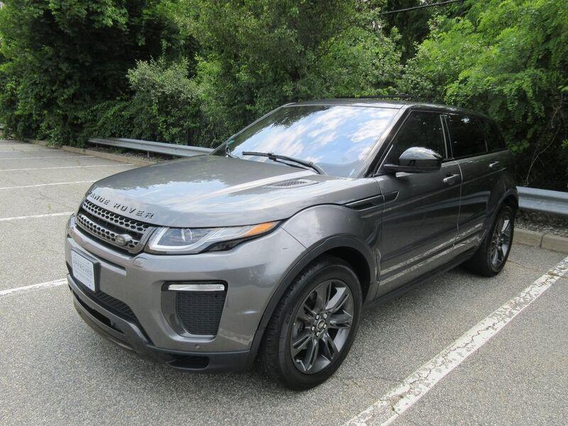 2018_Land Rover_Range Rover Evoque_Landmark Edition_ Warwick RI