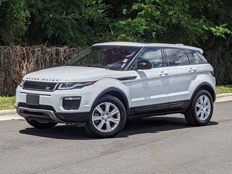 2018 Land Rover Range Rover Evoque SE Premium Raleigh NC