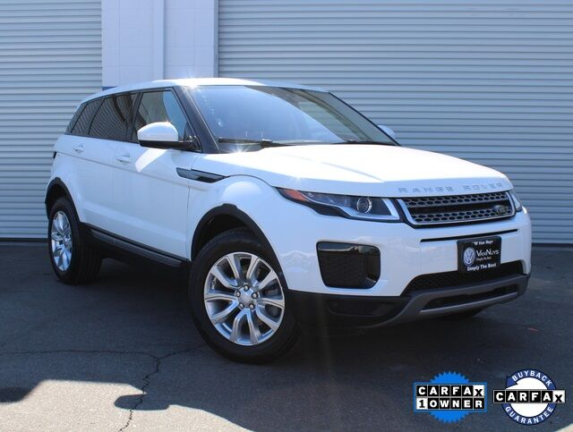 2018 Land Rover Range Rover Evoque SE Van Nuys CA