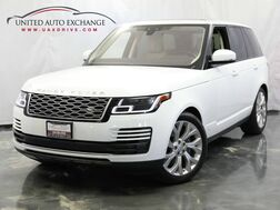 2018_Land Rover_Range Rover_HSE 3.0L V6 Engine / AWD / Push Start Button / Panoramic Sunroof_ Addison IL