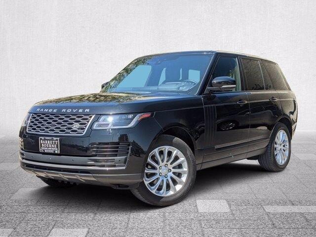 2018 Land Rover Range Rover HSE San Antonio TX