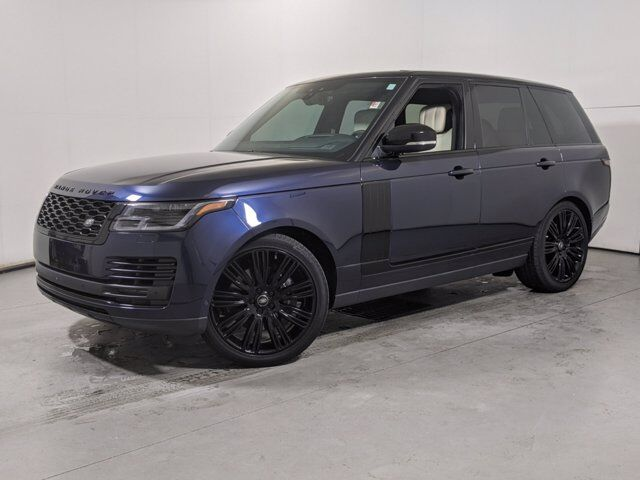 2018 Land Rover Range Rover HSE Cary NC