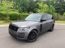 2018_Land Rover_Range Rover_HSE_ Cary NC