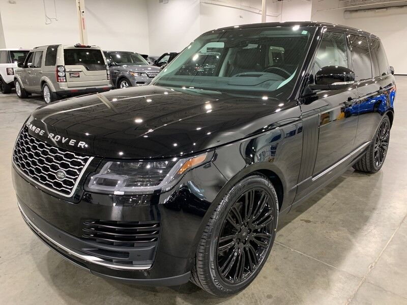 2018_Land Rover_Range Rover_HSE_ Charlotte NC