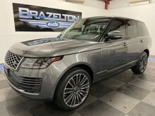 2018_Land Rover_Range Rover_HSE, Drive Pro Pack, Vision Assist Pack, Tow, 20-Way Heat & Cool Seats_ Houston TX