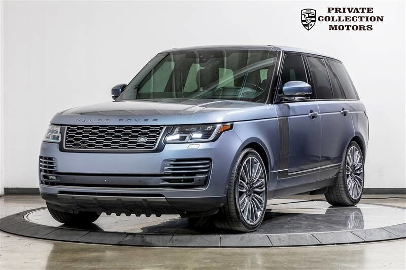 2018_Land Rover_Range Rover_HSE MSRP $110k_ Costa Mesa CA