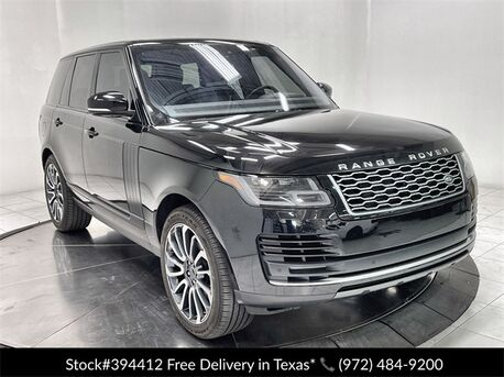 2018_Land Rover_Range Rover_HSE NAV,CAM,PANO,HTD STS,BLIND SPOT_ Plano TX