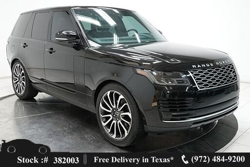 2018_Land Rover_Range Rover_HSE NAV,CAM,PANO,HTD STS,BLIND SPOT,22IN WLS_ Plano TX