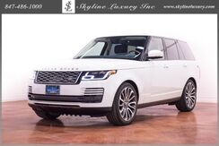 2018_Land Rover_Range Rover_HSE_ Northbrook IL