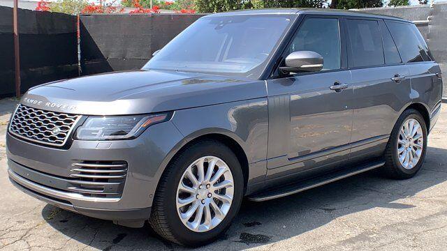 2018 Land Rover Range Rover HSE Pasadena CA