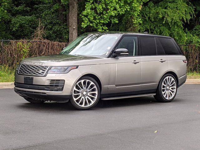 2018 Land Rover Range Rover HSE Raleigh NC