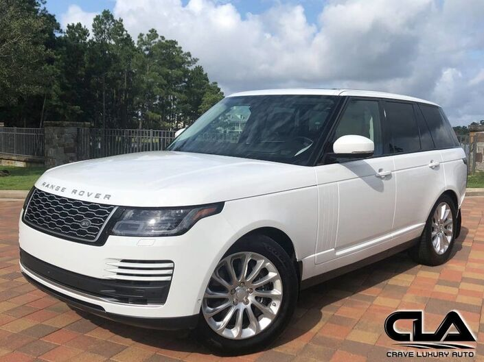 2018 Land Rover Range Rover HSE The Woodlands TX