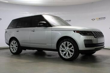 2018_Land Rover_Range Rover_HSE V6 Supercharged Blind Spot Ac/Heated Seats Low Miles!_ Houston TX