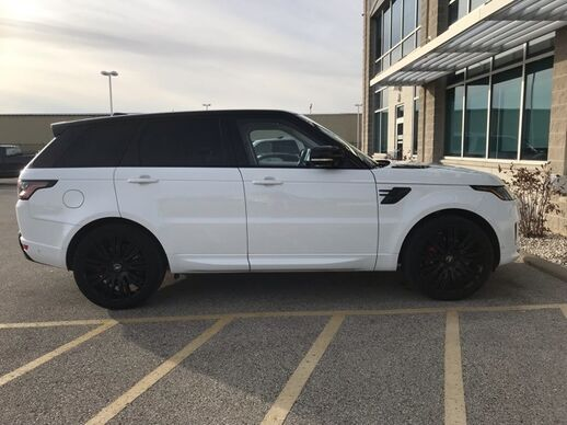 2018_Land Rover_Range Rover Sport_4WD Sport_ Fond du Lac WI