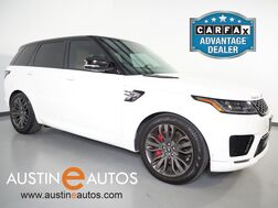 2018_Land Rover_Range Rover Sport 5.0 Supercharged Dynamic_*VISION ASSIST PKG, CLIMATE COMFORT PACK, DRIVE PRO PKG, NAVIGATION, PANORAMA MOONROOF, LEATHER, CLIMATE SEATS, MERIDIAN AUDIO, BLUETOOTH PHONE & AUDIO_ Round Rock TX