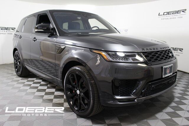2018 Land Rover Range Rover Sport 5.0L V8 Supercharged Autobiography Lincolnwood IL
