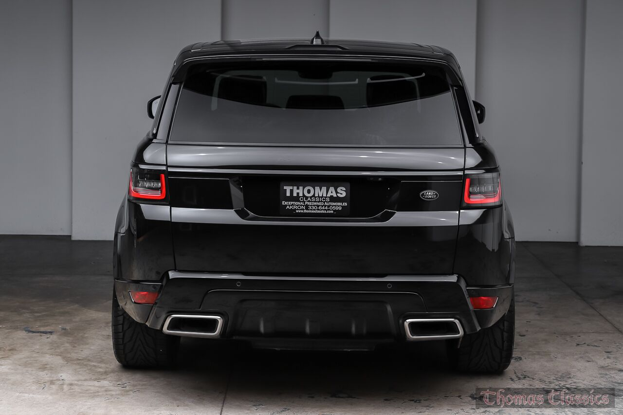 2018 Land Rover Range Rover Sport Dynamic Akron OH