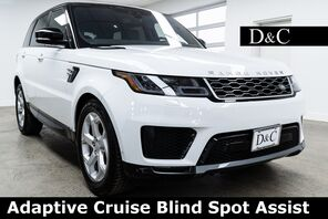 2018_Land Rover_Range Rover Sport_HSE Adaptive Cruise Blind Spot Assist_ Portland OR
