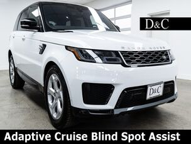 2018 Land Rover Range Rover Sport HSE Adaptive Cruise Blind Spot Assist
